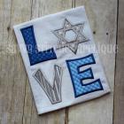 Love Star Of David