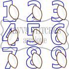 Football Number Set